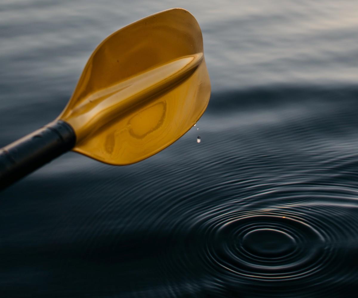 canoe paddle crop