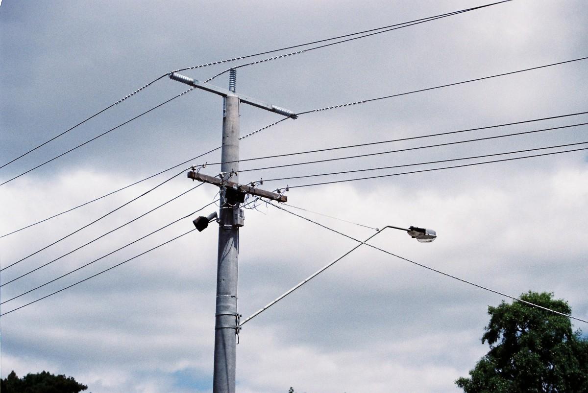 Flickr - utility pole power line