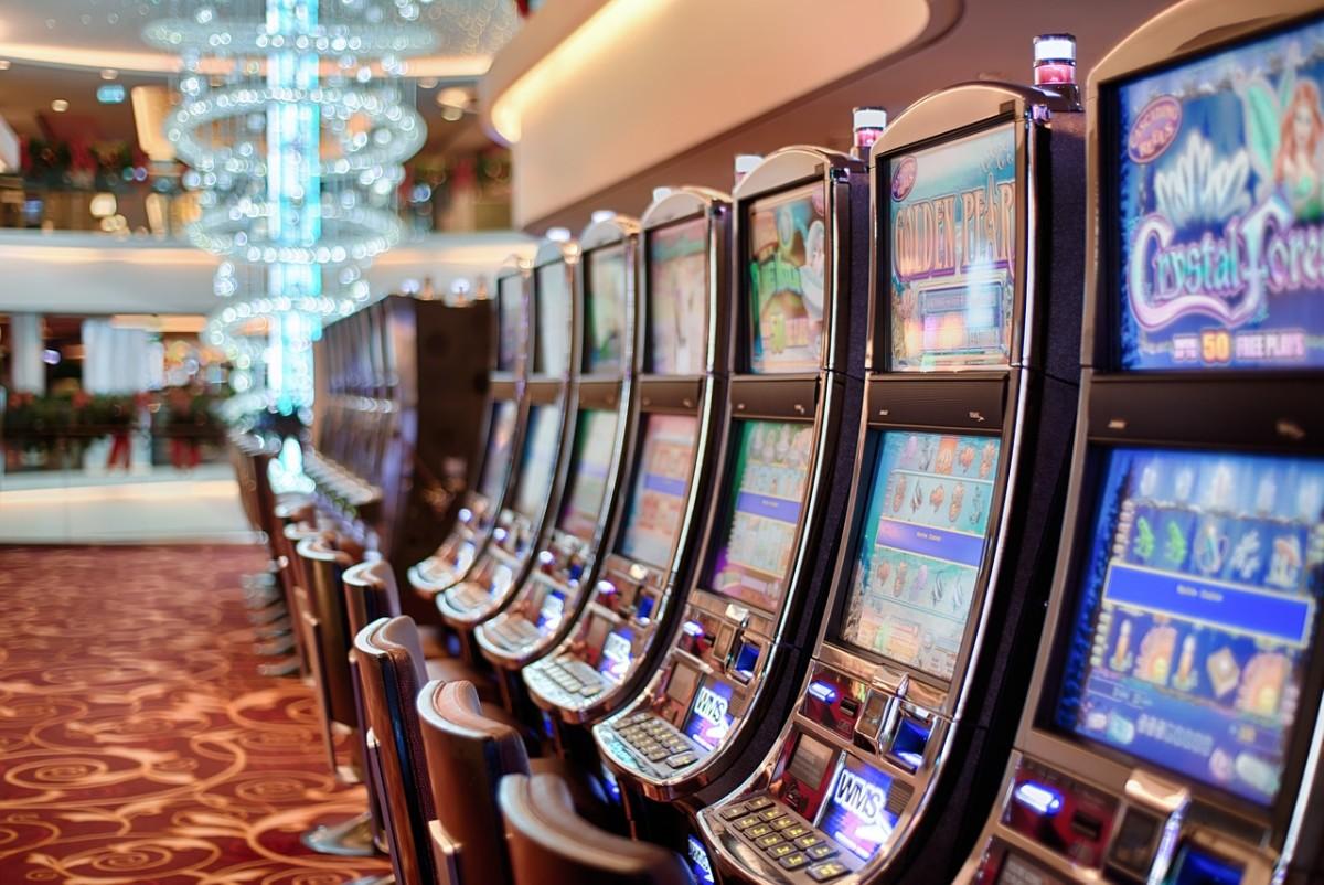 Pixabay - casino slot machines