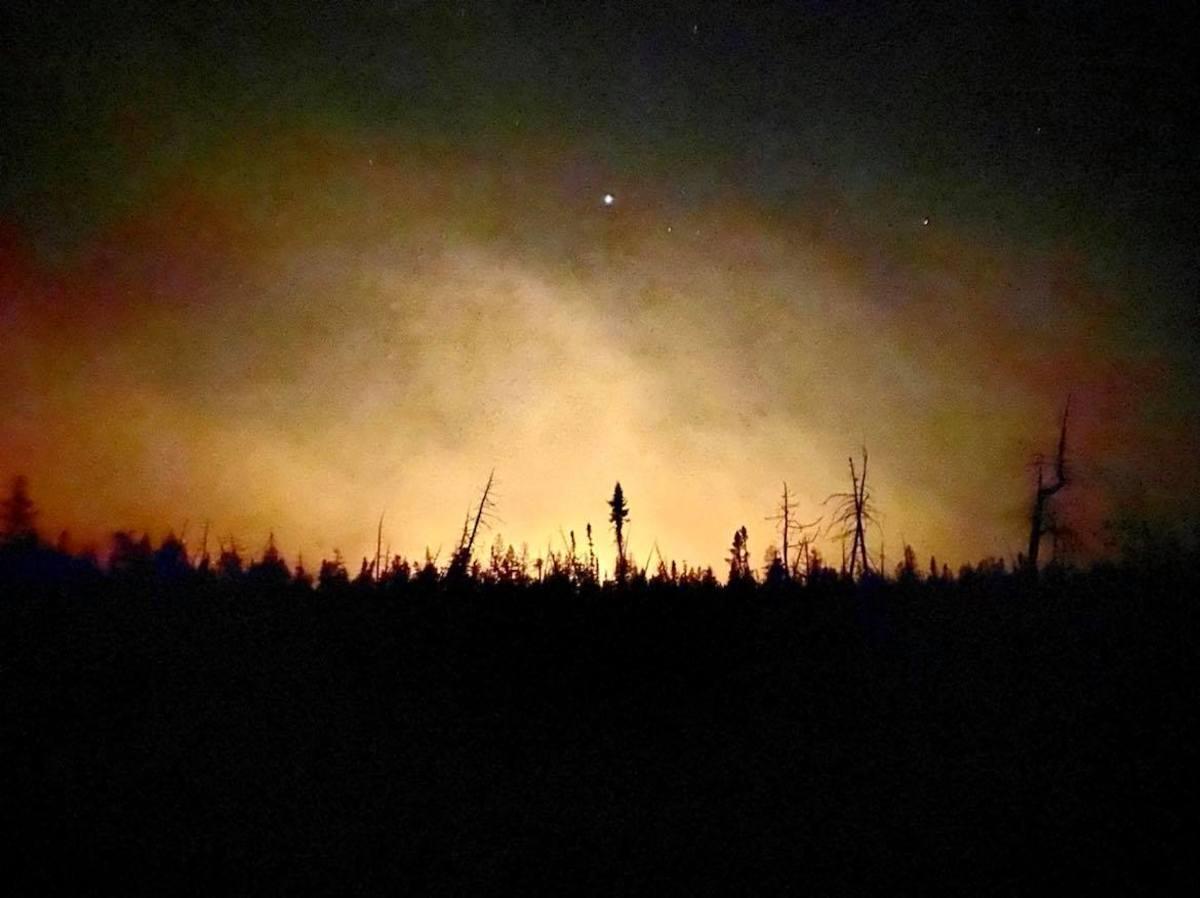 Greenwood Fire