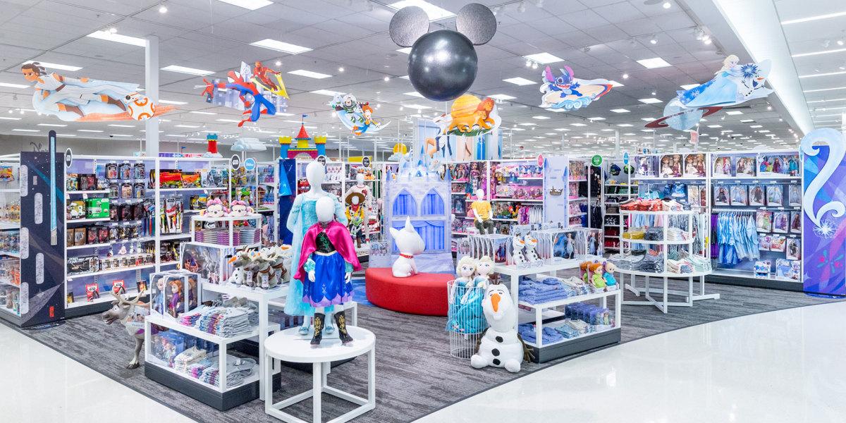 Target corporate news release - Disney Store at Target 2019