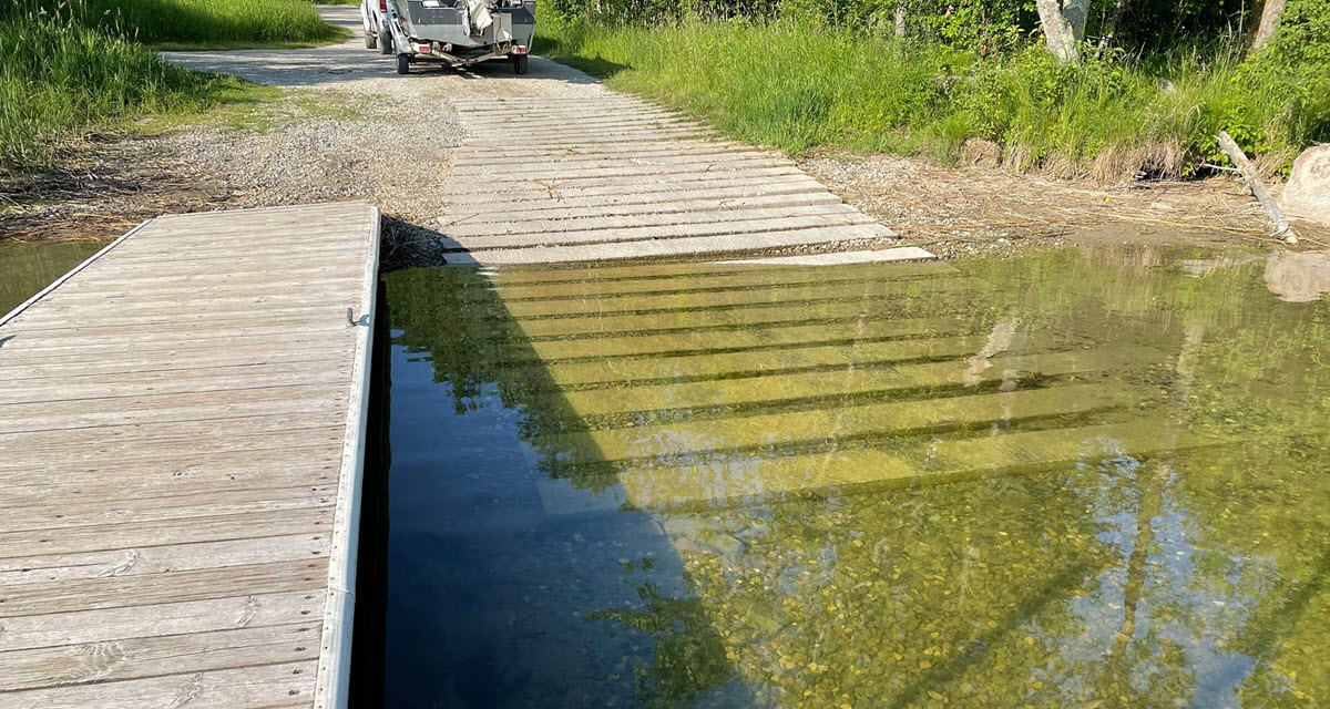 Boat launches may be more difficult for some boats due to low water levels across the state.