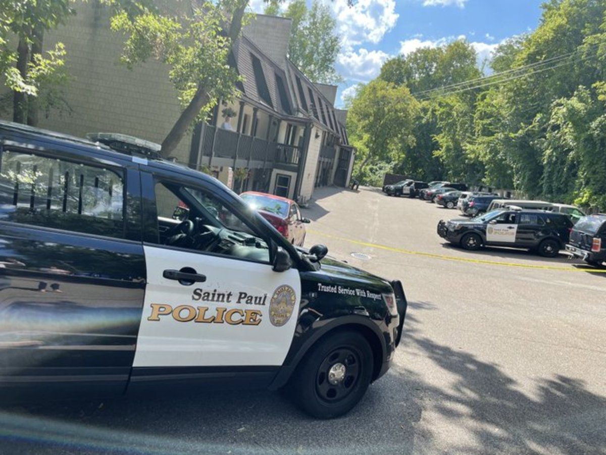 St. Paul Police Twitter homicide investigation aug 30 2021