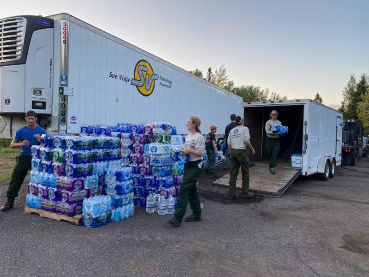 USFS Superior Natl Forest - Aug 30 2021 - donations 2