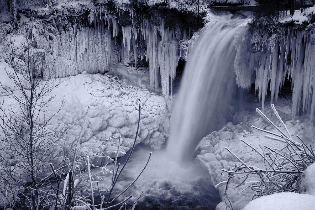 winter, cold,
