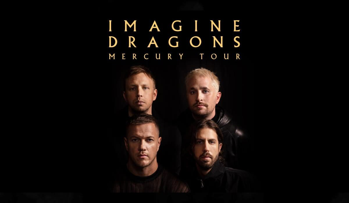 imagine dragons tour