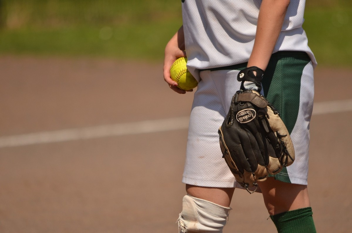 softball pixabay